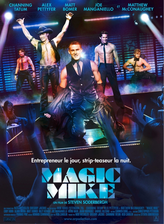 Comédie dramatique Magic Mike